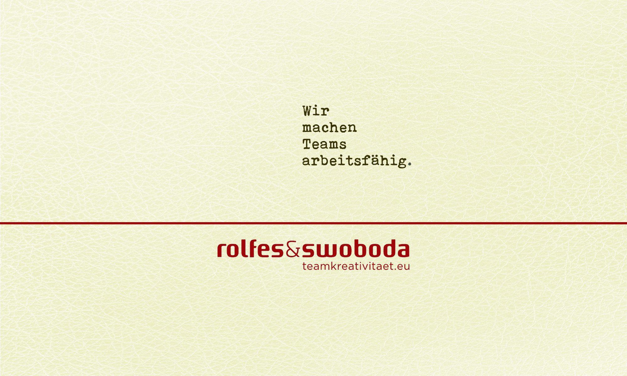 rolfes&swoboda